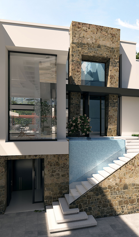sharp house passivhaus premium marbella benahavis