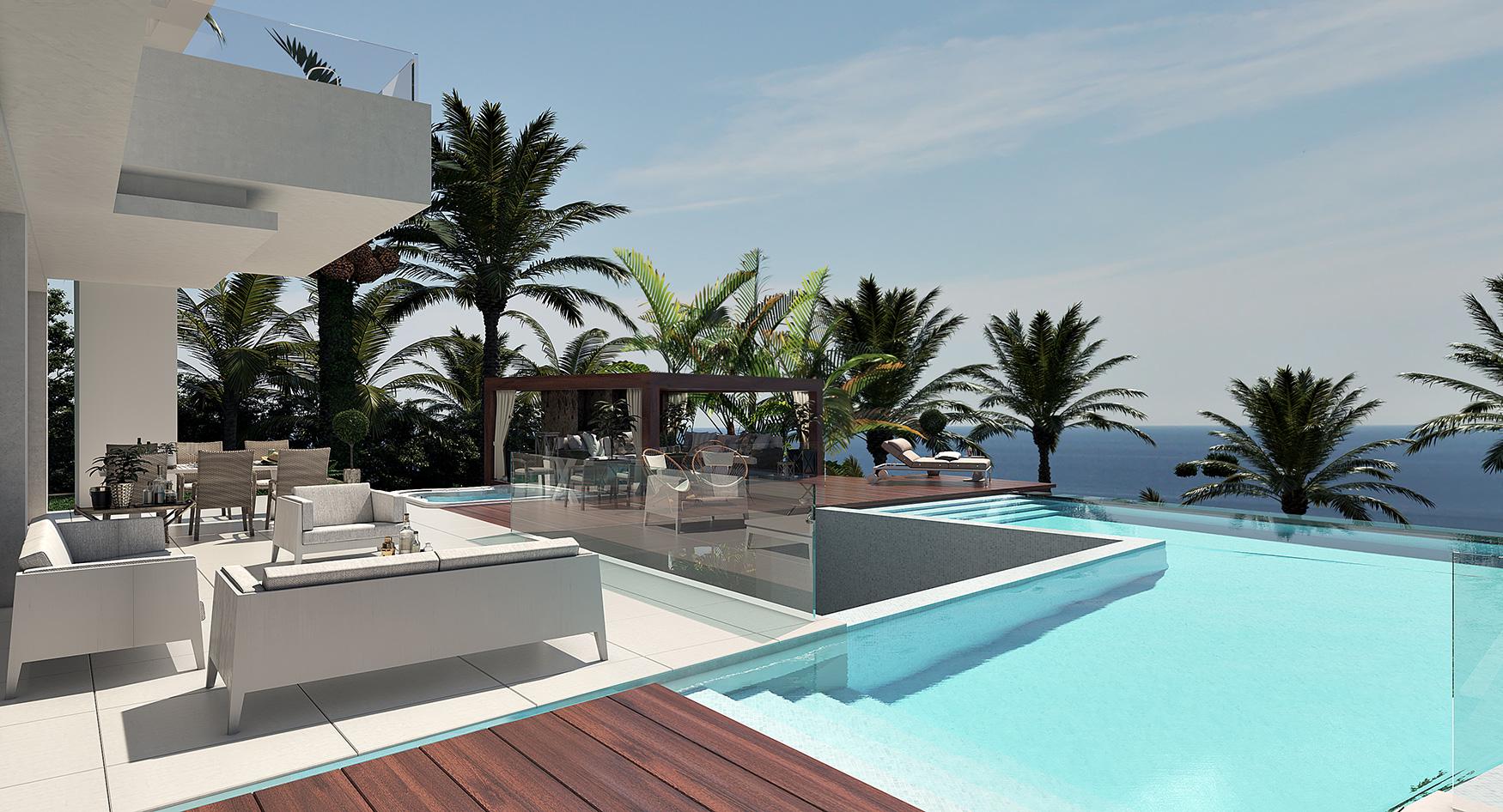 villa de lujo-Infinitum Passive House- Costa del Sol