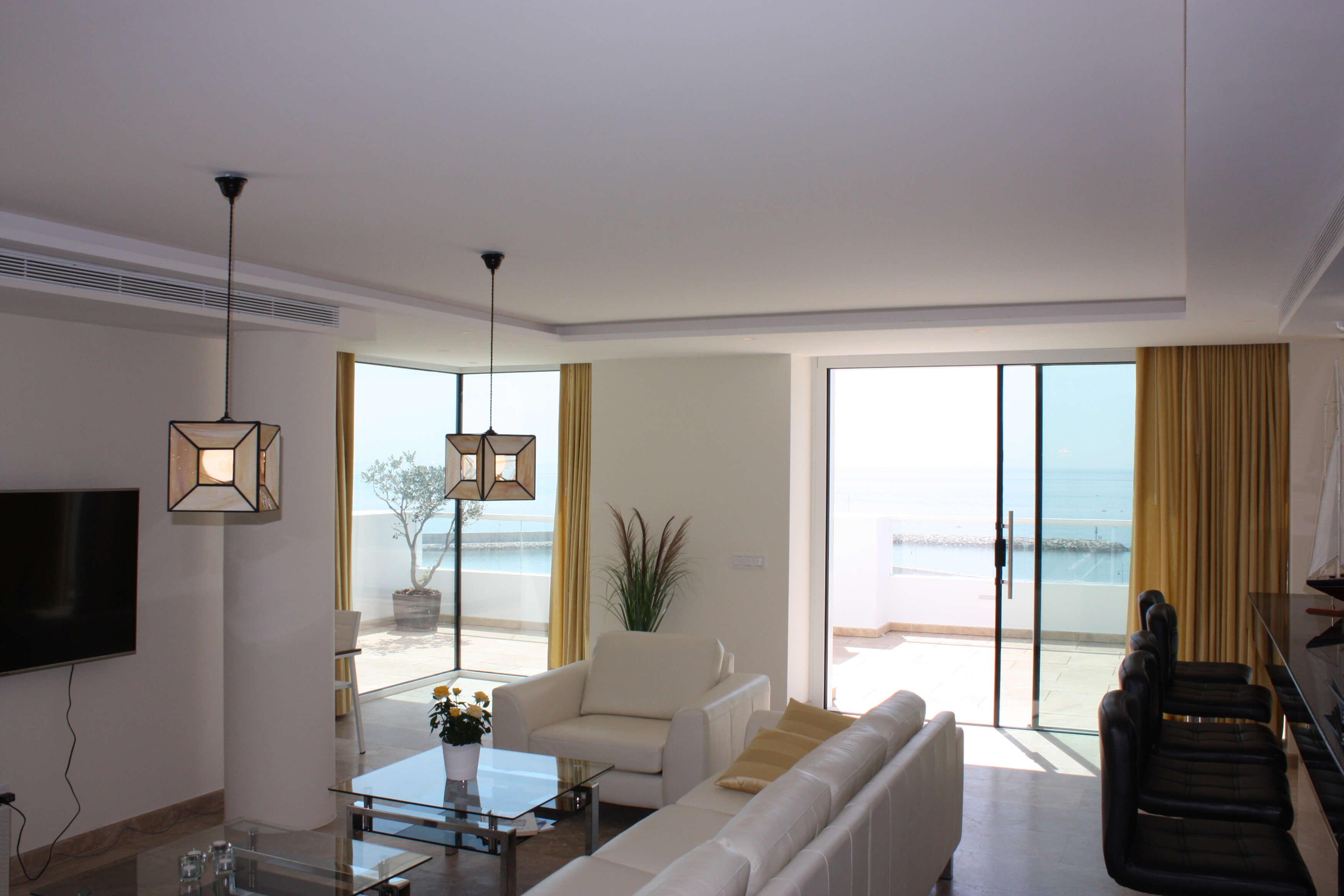 Vista salón 5,Ático -Estepona, Costa del Sol