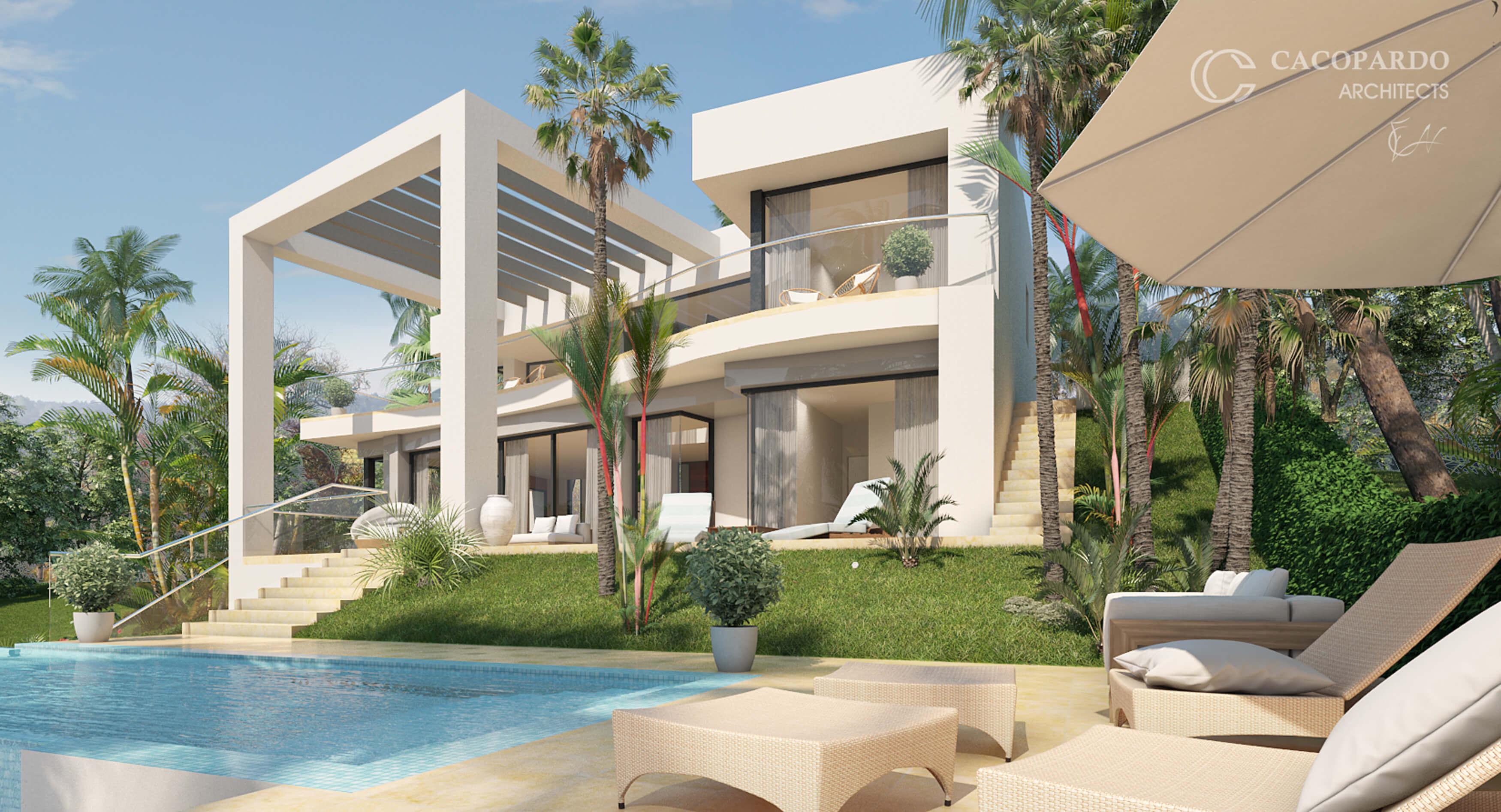 The Barlow House - Cacopardo Arquitectos