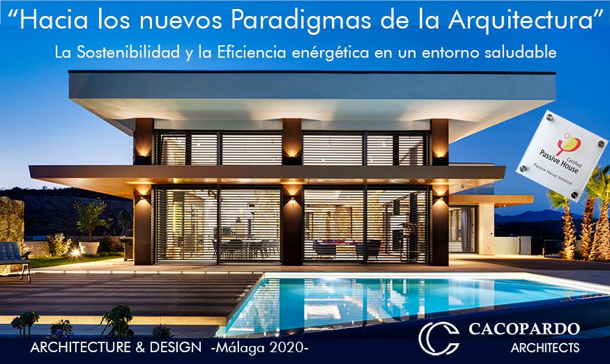 Sostenibilidad y eficiencia energetica en la arquitectura